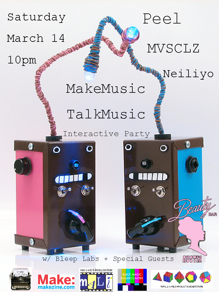Neiliyo MVSCLZ Make Music Talk Music